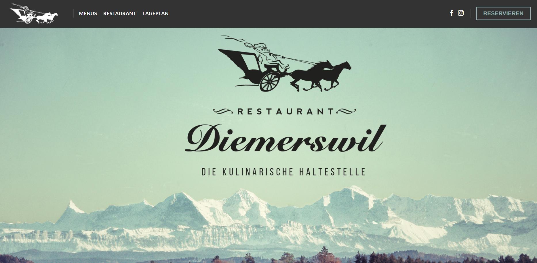 ONET - Header Restaurant Diemerswil
